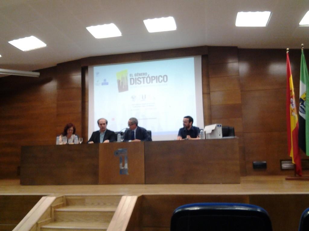 I Congreso Internacional. El género Distópico: Lecturas e Interpretaciones Sociológicas.