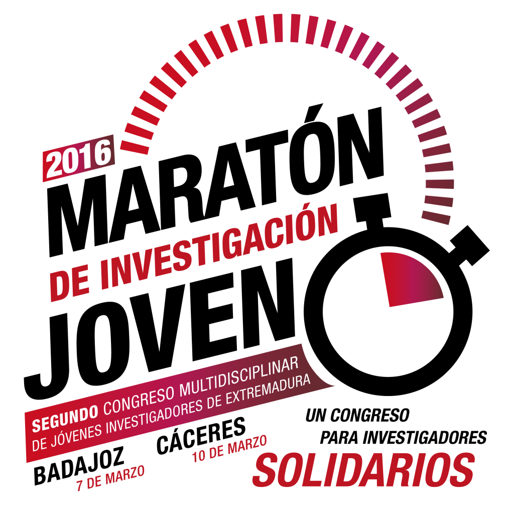 Maratón de Investigación Joven: II Congreso Multidisciplinar de jóvenes investigadores de Extremadura.